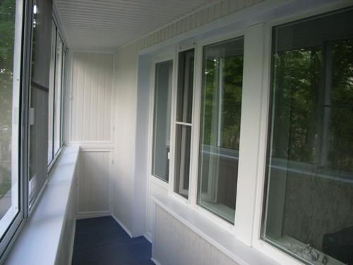 Персональный сайт - отделка , утепление балконов.